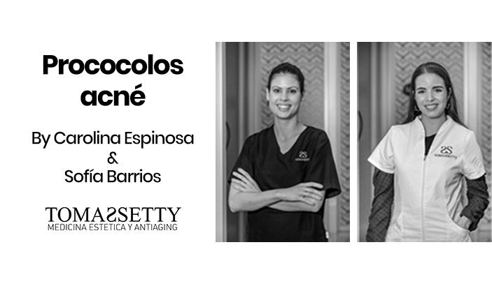 Protocolos acné: tratamientos clínica