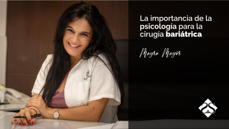 Importancia del componente psicológicoen las personas que se someten a una operación bariátrica