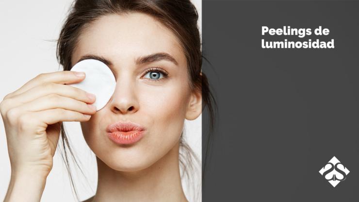 Peelings de luminosidad o cómo devolver la frescura a tu rostro