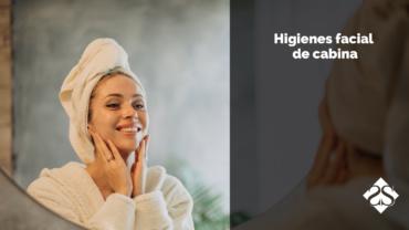 Higiene Facial en Cabina
