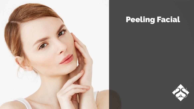 El frescor facial es posible gracias a los Peelings de Luminosidad