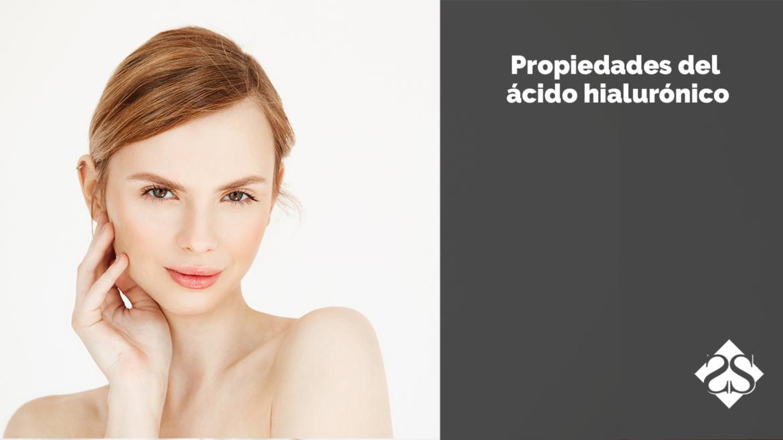 Propiedades del ácido hialurónico
